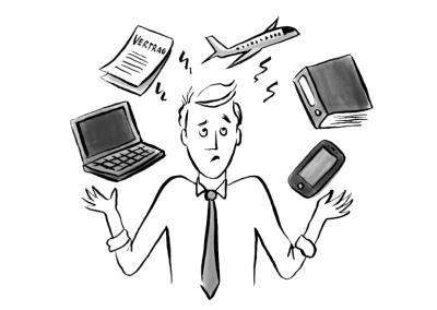 Leseprobe 5 – Die Strategie der Achtsamkeit: Selbstführung